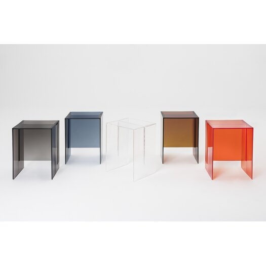 Kartell Max-Beam Stool / Small Table