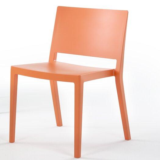 Kartell Lizz Matte Chair
