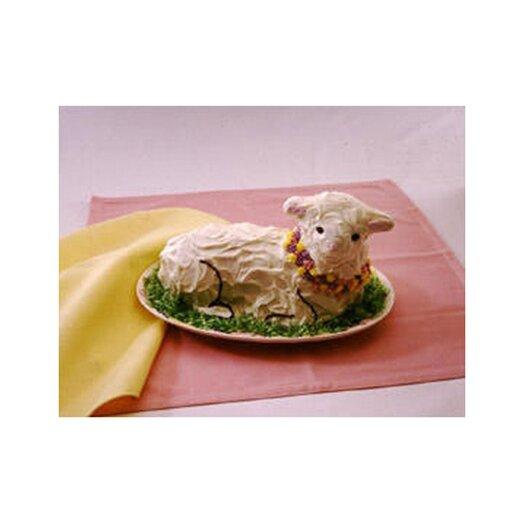Nordicware Seasonal Spring Lamb 3-D Cake Mold