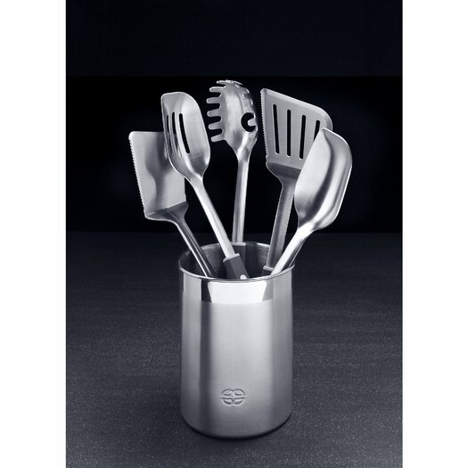 Calphalon Stainless Steel Utensils 6 Piece Utensil Set