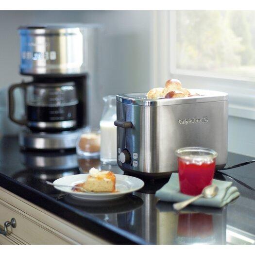 Calphalon Kitchen Electrics 2 Slice Toaster