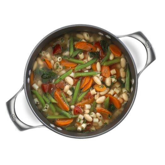 Calphalon Unison Nonstick 4-qt. Soup Pot with Lid