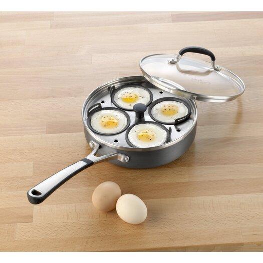 Calphalon Simply Nonstick 4 Cup Egg Poacher