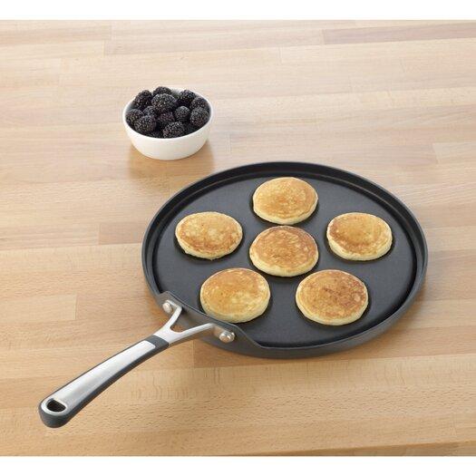 Calphalon Simply Nonstick Silver Dollar Pancake Pan