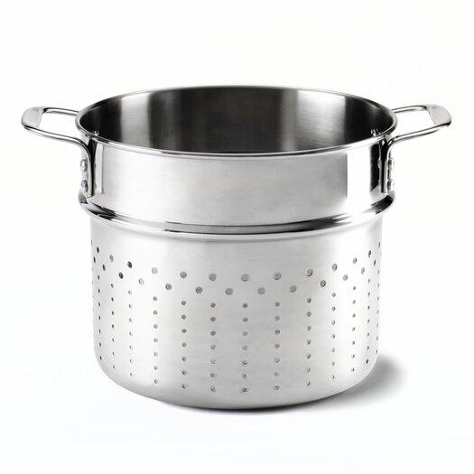 Calphalon Tri-Ply Stainless Steel 6-qt. Pasta Insert