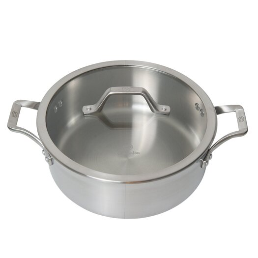 Calphalon AcCuCore 5-qt. Copper Round Dutch Oven