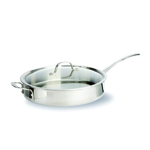 Calphalon Tri-Ply Stainless Steel Saute Pan