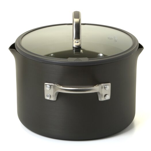 Calphalon Easy System Nonstick 6-qt. Stock Pot with Lid