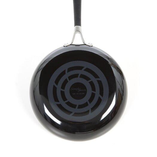 Calphalon Simply Enamel 10-Piece Cookware Set