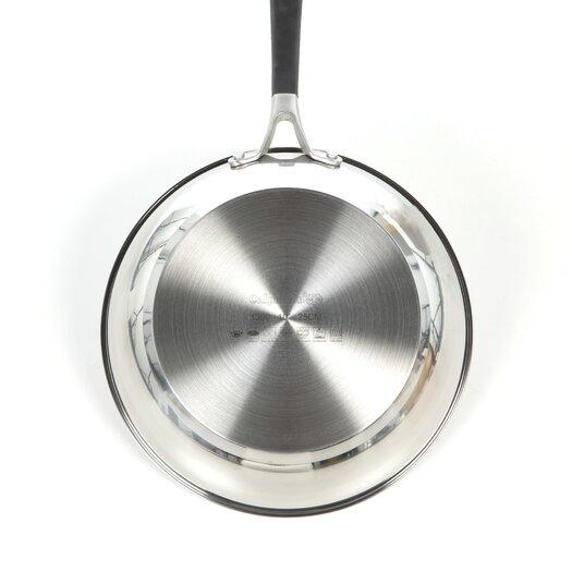 Calphalon Simply Stainless Steel 10-Piece Cookware Set