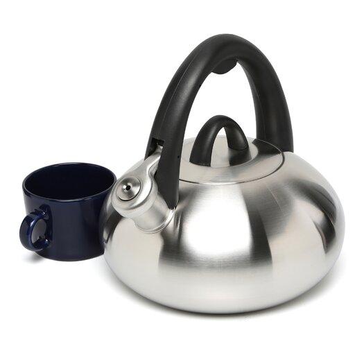 Calphalon Accessories 2 Qt. Whistle Tea Kettle