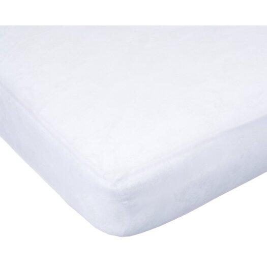 Moonlight Slumber 100% Cotton Fitted Crib Sheet