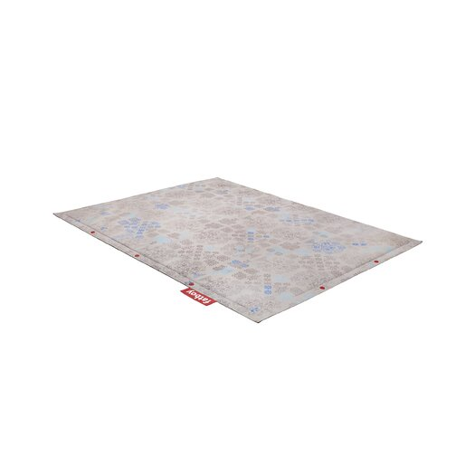 Fatboy Non-Flying Blue Doodle Area Rug