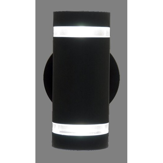 DVI Summerside 1 Light Outdoor Wall Sconce