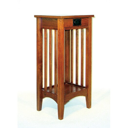Oriental Furniture End Table