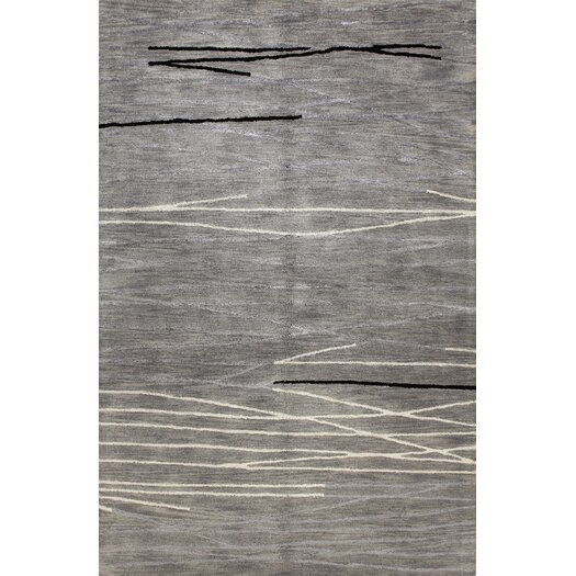 Bashian Rugs Norwalk Gray Area Rug II