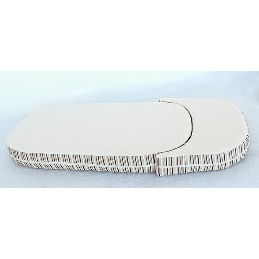 Essentia Oval Mattress with Extension