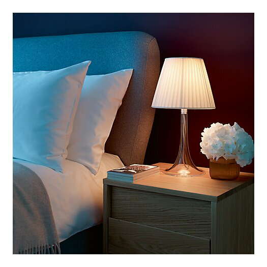 "FLOS Miss K Soft 17"" H Table Lamp with Empire Shade"