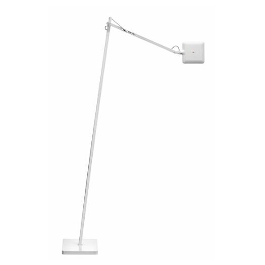 "FLOS Kelvin LED 43.3"" H Floor Lamp with Rectangular Shade"