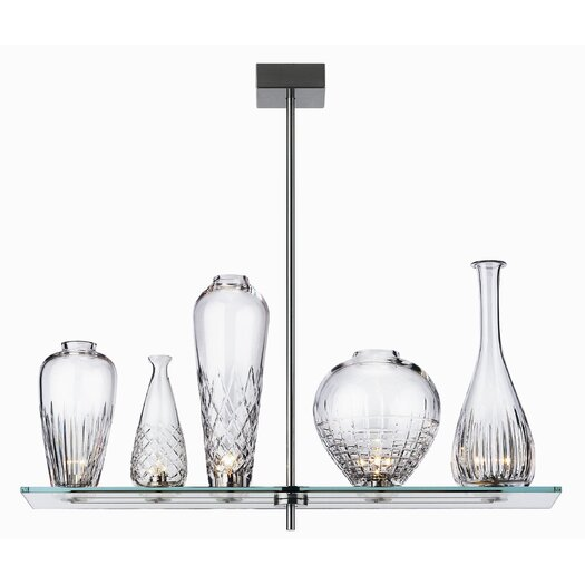 FLOS Cicatrices Deluxe 5 Stem Ceiling Lamp
