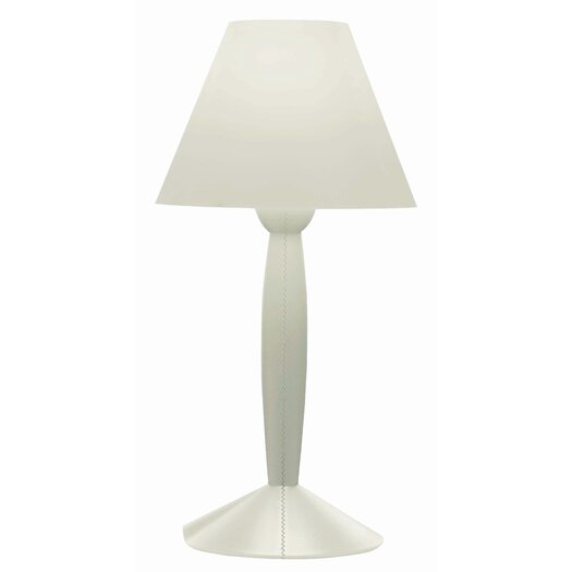 "FLOS Miss Sissi 11.8"" H Table Lamp with Empire Shade"