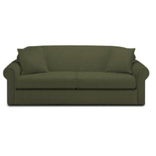 Klaussner Furniture Possibilities Dreamquest Queen Sleeper Sofa