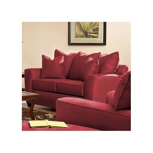 Klaussner Furniture Heather Loveseat