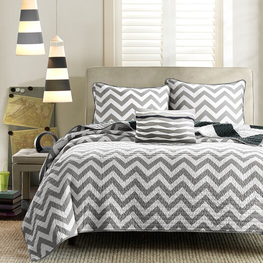 Mi-Zone Libra Reversible Quilt Set