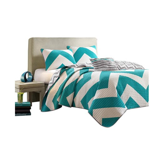 Mi-Zone Libra 3 Piece Quilt Set