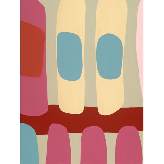 emma at home by Emma Gardner Fire Island 7 Giclee Painting Print on Canvas