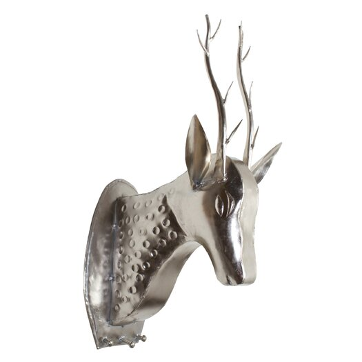 Wildon Home ® Iron Deer Wall Décor