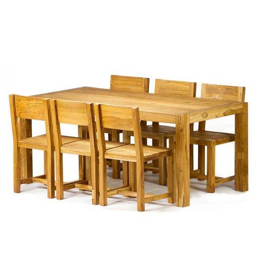 Wildon Home ® 7 Piece Dining Set
