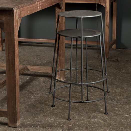 "Wildon Home ® Iron 26"" Bar Stool"
