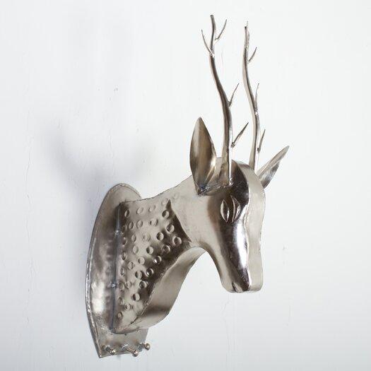 Wildon Home ® Iron Deer Wall Décor