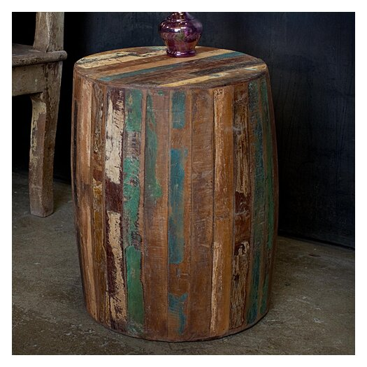 Wildon Home ® Reclaimed Wood End Table