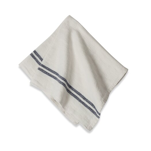 Couleur Nature Khadhi Linen Stripe Napkin