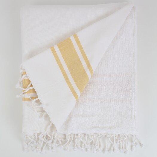 Nine Space Ayrika Ocean Terry Fouta Bath Towel