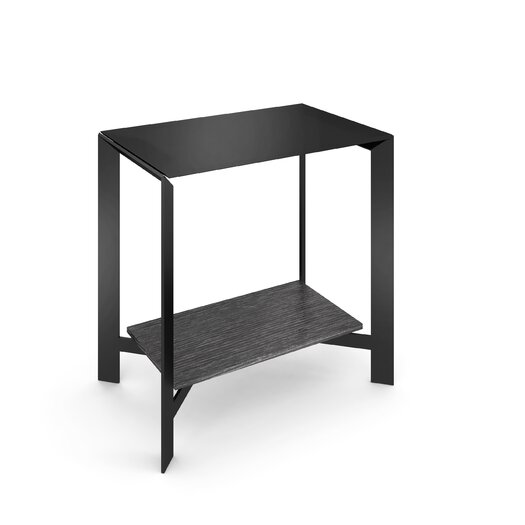 Crease End Table