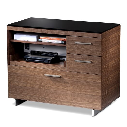 BDI Sequel 3-Drawer  File