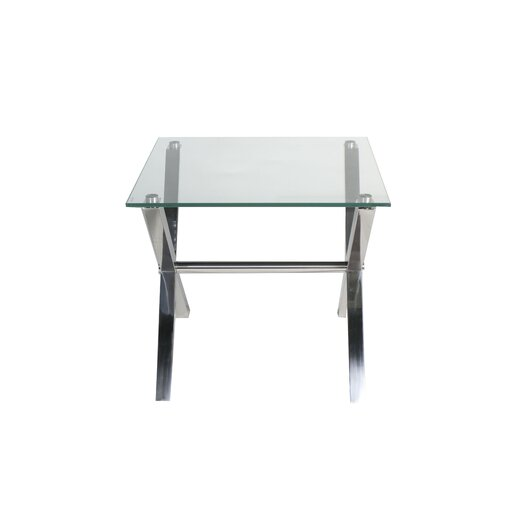 Pangea Home Ella End Table