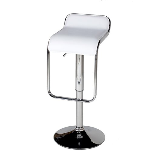 Pangea Home Milo Adjustable Height Bar Stool