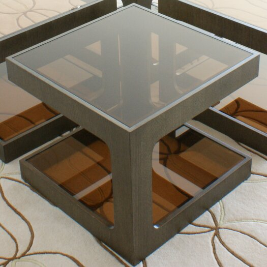 Pangea Home Miley End Table