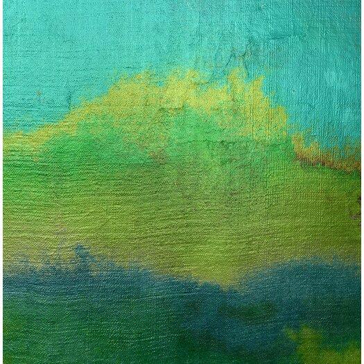JORDAN CARLYLE Abstract Suzani #3 Original Painting