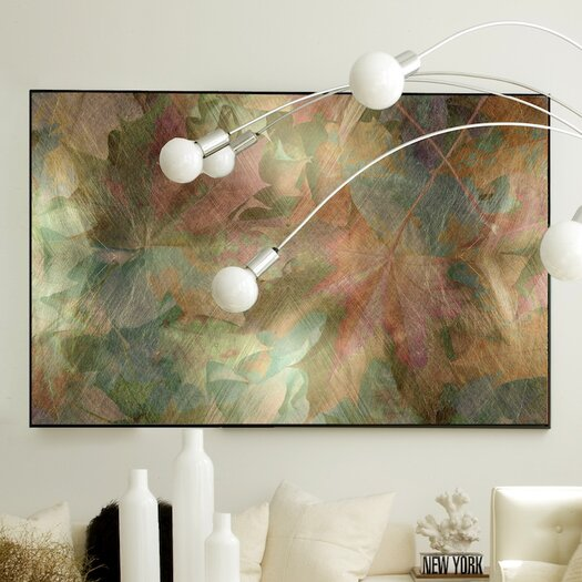 JORDAN CARLYLE Nature Fallen Beauty Framed Graphic Art