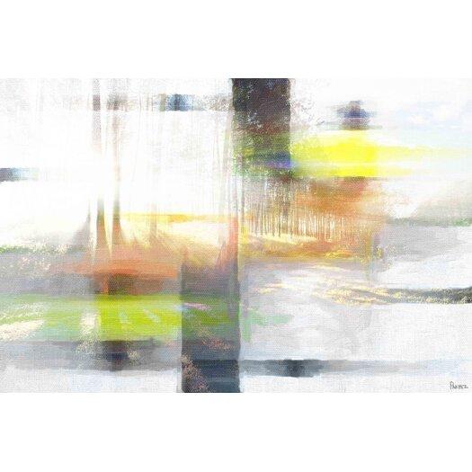 Parvez Taj The Light - - Art Print on Premium Canvas
