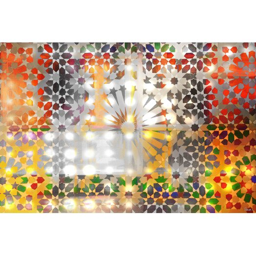 Parvez Taj Marrakesh Nights by Parvez Taj Graphic Art on Canvas