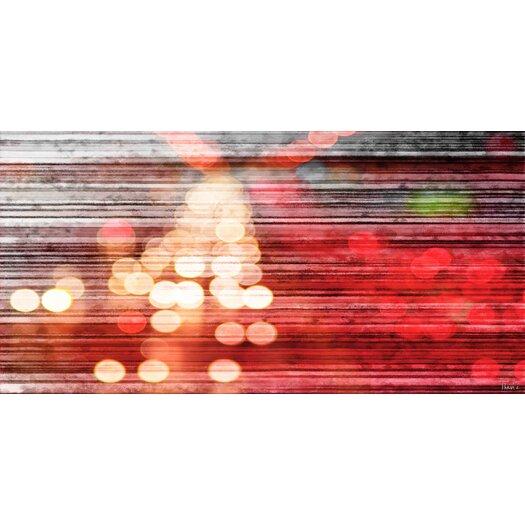 Parvez Taj Red Hot - Art Print on Premium Canvas