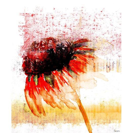 Parvez Taj Flower Painting Print