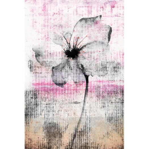 Flower - Art Print on Premium Canvas