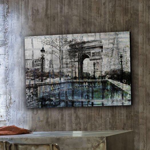 """Parvez Taj """"De Lille"""" Art Print on Premium Canvas"""